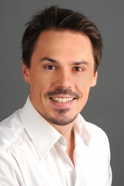 Agenturinhaber Patrick Schenk